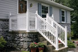 vinyl railing hoover fence