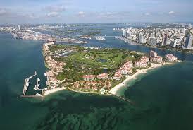 Hibiscus Island Home Miami Design District Fisher Island Miami Luxury Real Estate