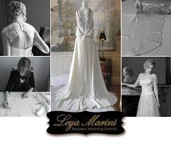 bespoke wedding dresses leya marini designer talks about wedding dresses