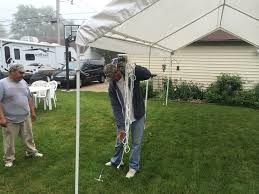 backyard tent rentals tent rentals for events in the milwaukee wi area fun party