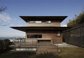Modern Japanese House Of T Residence By Kidosaki Architects Studio - Modern japanese home design