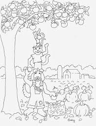 coloring pages for kids by mr adron autumn harvest free kids print