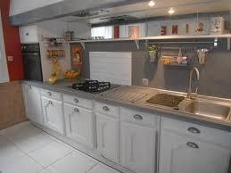 peinture meuble de cuisine repeindre meuble cuisine bois newsindo co