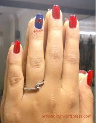 valentine u0027s day nail art u2013 artisia