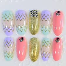 compare prices on long fake nails pink online shopping buy low