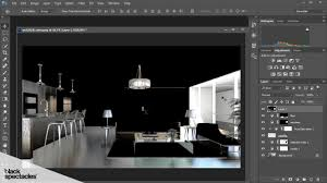 reflection pass layer creating an interior scene in vray for 3ds
