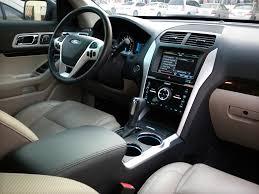Ford Explorer Interior - 2012 ford explorer xlt rear interior used 2012 ford explorer true