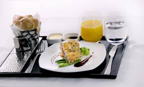 5 contemporary table setting in business class skift u2013 skift