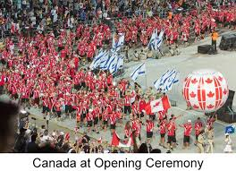 Canada Flag Bearer Jeremy Freedman To Be Canada U0027s Flag Bearer At The European Games