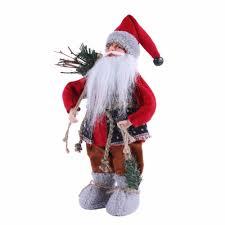 hawaiian decor for home christmas santa claus doll ornaments handmade christmas tree