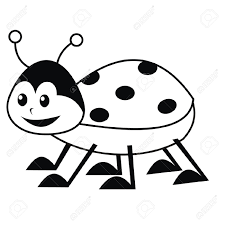 ladybug coloring pages digital art gallery ladybug coloring book