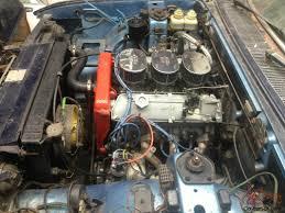 fiat 130 coupe dino rare rhd manual guy croft tuned spares