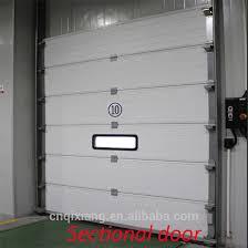 Overhead Security Door Industrial Steel Security Door Industrial Steel Security Door
