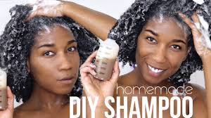 natural hairstyles for 58 years old diy homemade natural shoo with african black soap healing