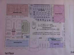 la fitness floor plan 38 000 square foot l a fitness under construction at panola and