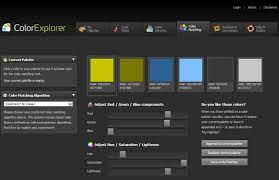 color pairing tool 10 sites to play with colors and create color palettes