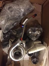 lexus rx turbo kit ca daveh polished pt61 turbo kit map ecu mc r154 rebuilt 2jzge