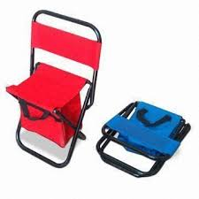 china portable folding chairs loading bag attached on