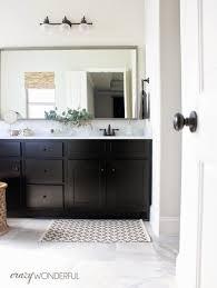 Framing A Bathroom Mirror by Framed Bathroom Mirror Crazy Wonderful