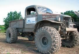 cummins toyota swap vwvortex com 1966 dodge power wagon modern cummins motor