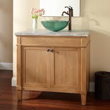 bathroom vanity with vessel sink 275190 l vanity cabinet creamy