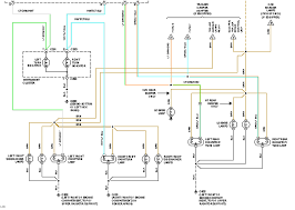 trailer light wiring color code ford trailer light wiring wiring diagram