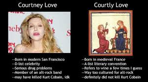 dopl3r com memes courtney love courtly love born in modern san