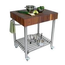 powell color story black butcher block kitchen island boos kitchen islands carts you ll wayfair