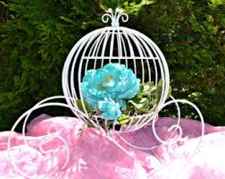 Cinderella Wire Carriage Centerpieces by Etsy Your Place To Buy And Sell All Things Handmade