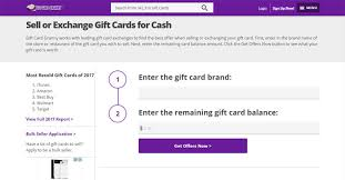 sell your gift card online can you really make money with the gift card website
