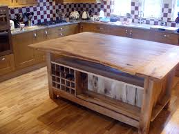 oak kitchen island scottish oak kitchen island tailor made furniture joiner and