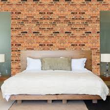 brick wallpaper self adhesive decals removable brick wall zoom