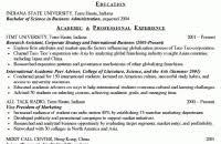 Sample College Graduate Resume Extraordinary Design College Graduate Resume Sample 2 Student