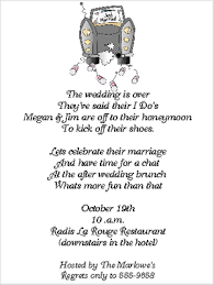 wording for day after wedding brunch invitation should you host a day after wedding brunch brunch brunch