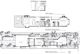 50 split floor plans for small homes 625 1955 national plan split