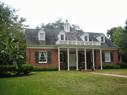 Southern Colonial House Southern Colonial Style Homes House Of Samples Southern Colonial