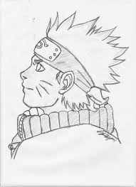 how to draw naruto kyuubi step by step naruto characters anime