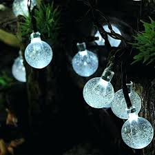 Outdoor Patio String Lights Globe by Outdoor Globe String Lights Walmart Image Of Amazing Solar String