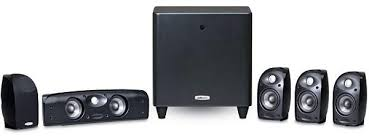Polk Bookshelf Speakers Review Polk Blackstone Tl250 Speaker System Sound U0026 Vision