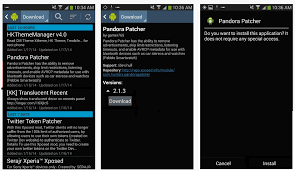 pandora patched apk how to remove ads do unlimited skips other restirctions in