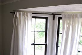 corner window curtain ideas cabinet hardware room popular