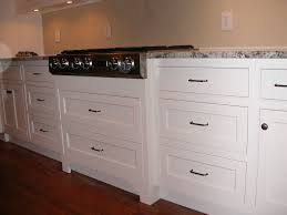 White Shaker Cabinets Kitchen White Inlay Cabinets Best Home Furniture Ideas