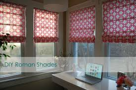 How To Hang Roman Blinds Instructions Probably Easiest Tutorial Yet On How To Make Your Own Roman Shades