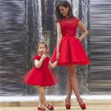 popular mother daughter dresses for weddings red buy cheap mother