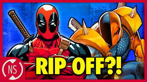 like deadpool before it the is deadpool a rip of deathstroke misconceptions