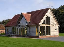 country barn plans traditional detached oak barn husbyggeri2 pinterest barn