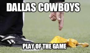 Dallas Cowboys Meme Generator - meme creator
