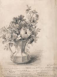 Draw A Flower Vase How To Draw A Flower Vase Still Life Hubpages