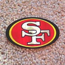 49ers decal ebay