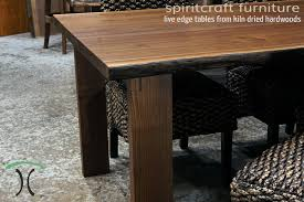 live edge and slab dining and conference tables and tops